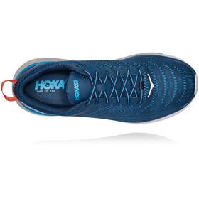 Hoka One One Arahi 4 Zapatillas Hombre, majolica blue/dresden blue